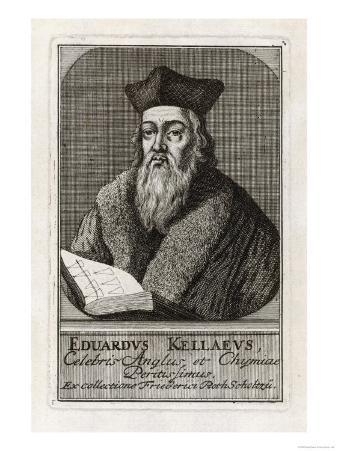Edward Kelley Occultist