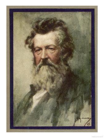 William Morris English Poet and Artist