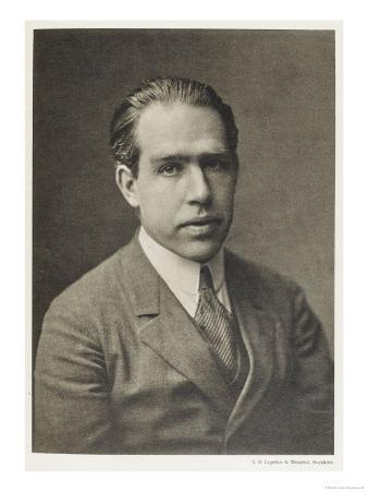 Niels Henrik David Bohr Danish Physicist
