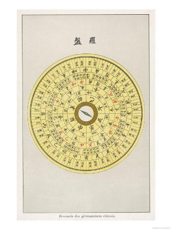 Geomancy Compass