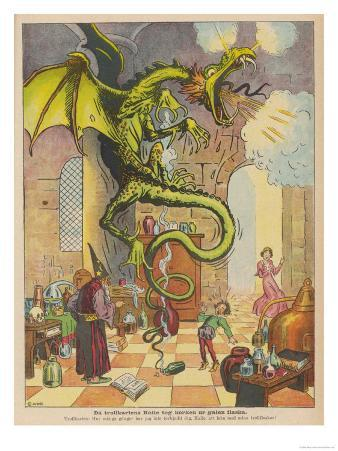 The Sorcerer's Apprentice Accidentally Lets the Dragon out of the Bottle