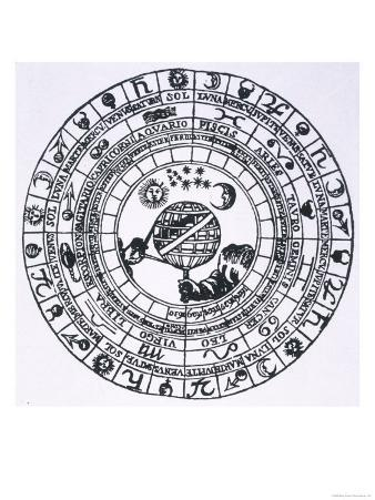 The Circle of the Zodiac