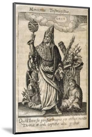 Hermes Trismegistus Perceived By Neoplatonists As The Presiding