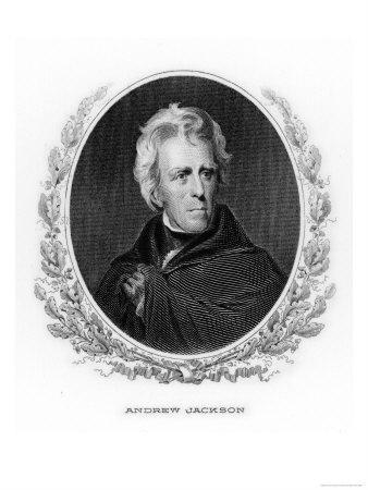 Andrew Jackson 7th American President