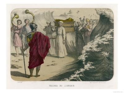The Israelites Carry the Ark of the Covenant