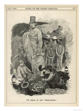 Brunel and Broad Gauge