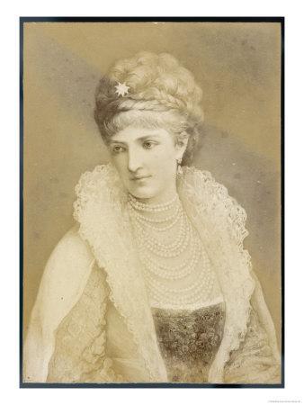 Margherita of Savoy Queen of Umberto I of Italy