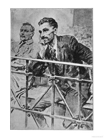 Roger Casement Looking Remarkably Relaxed During His Trial for Treason