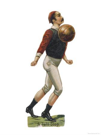 Fine Example of How to Control a Football with Your Chest