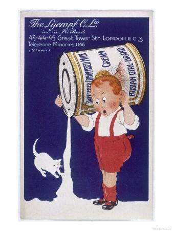Frisian Girl Sweetened Condensed Milk