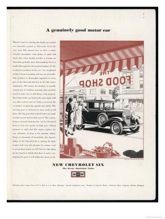 Chevrolet Six 1931