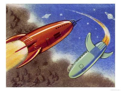 Rockets for Space Travel
