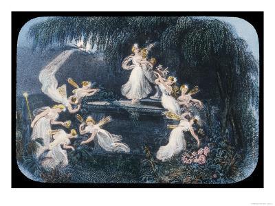 Fairy Origins: Vilis, Samian Spirits of the Wild