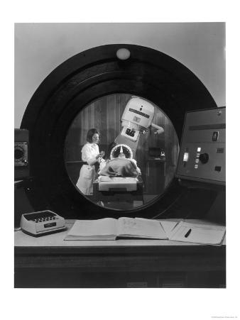 Radiation Treatment 1968