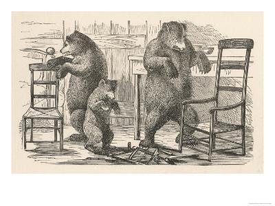 Bears Find the Chairs