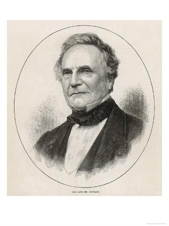 Charles Babbage Mathematician and Engineer