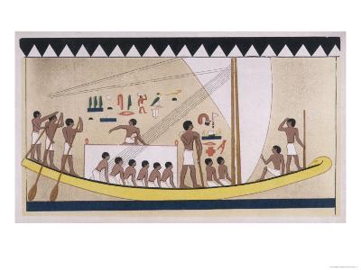 Sacred Boat of Prince Mourhet