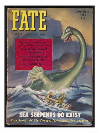 Sea Serpents Do Exist!