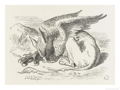 The Griffin Asleep