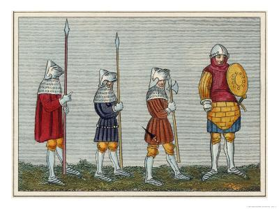 Armour in the 14th Centruy