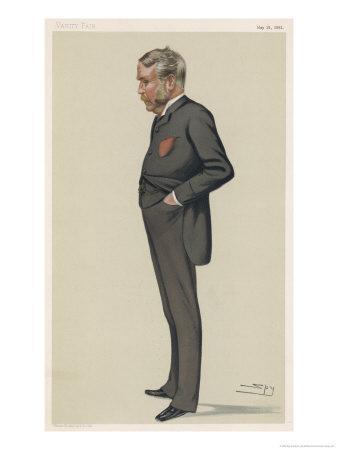 William Schwenck Gilbert English Playwright and Collaborator with Sullivan