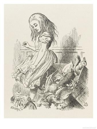 Alice Upsets the Jury
