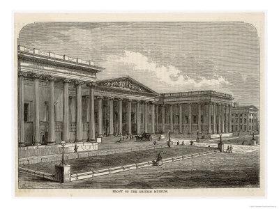 British Museum, 1850