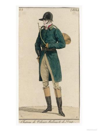 Hunting Dress 1813