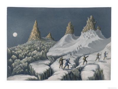 Ascent Mont Blanc