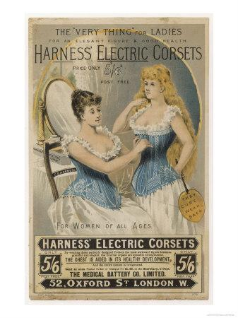 Harness' Electric Corset for Women of All Ages