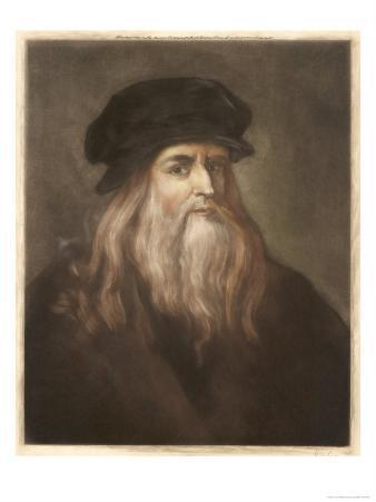Leonardo Da Vinci Italian Painter Sculptor Architect Engineer and Scientist