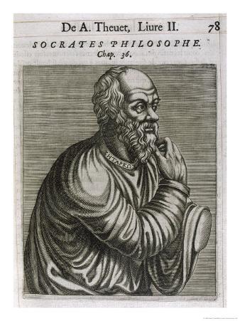 Socrates Greek Philosopher