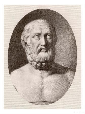Plato Aka Aristocles Greek Philosopher Disciple of Socrates Teacher of Aristotle