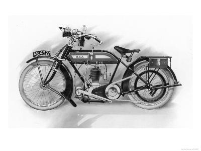 An Unnamed Bsa Model