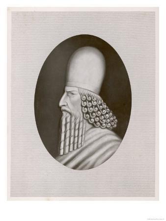 Zoroaster Persian Religious Leader Founder of Zoroastrianism