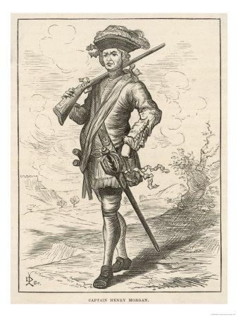Henry Morgan the Welsh Pirate