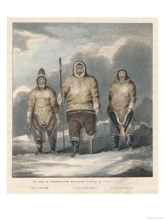 John Ross's Arctic Expedition: Native Eskimo Friends of Ross and His Expedition