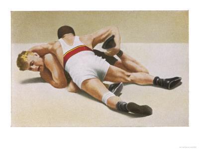 Wrestling: Foldeak Beats Jensen