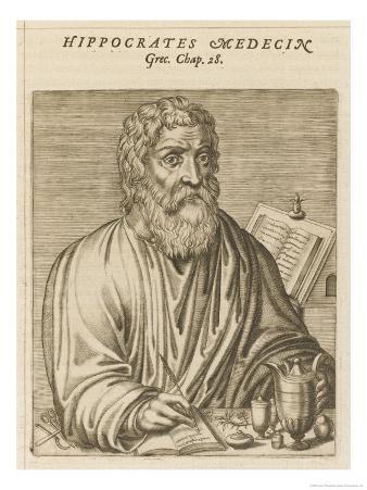 Hippocrates Greek Medical