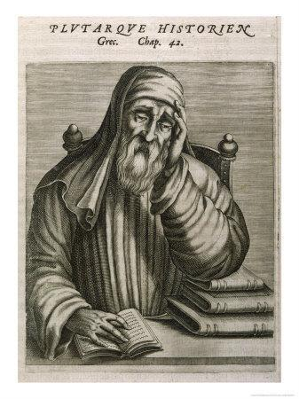 Plutarch Greek Biographer and Historian