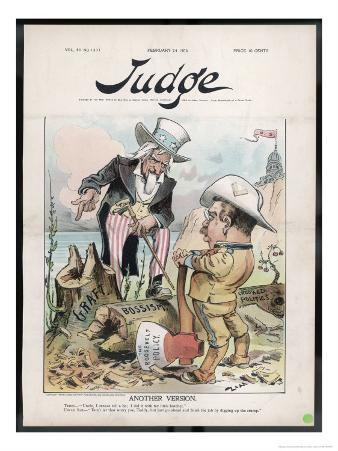 Theodore Roosevelt 26th American President: Encouraged by Uncle Sam to Make Further Reforms