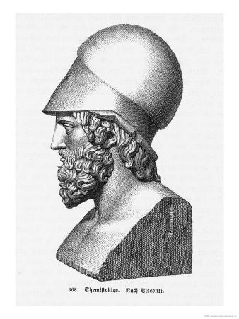 Themistocles Athenian Military Commander and Statesman