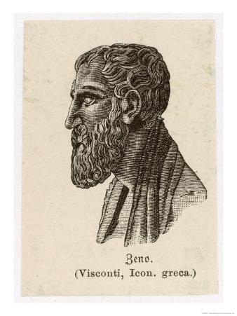 Zenon of Elea Greek Philosopher