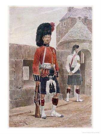 The Black Watch Royal Highlanders