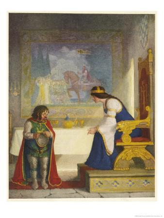 Lady Lyonesse and Dwarf