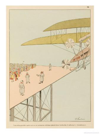 Aerial Landing Platforms