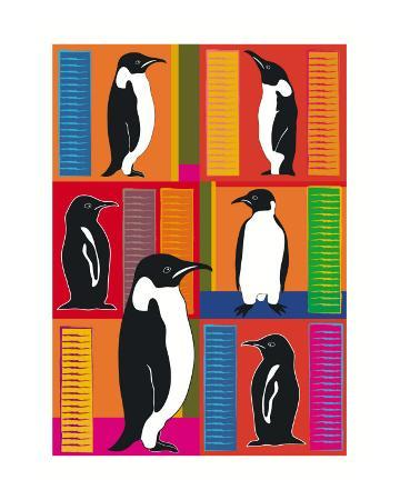 Patchwork Penguins