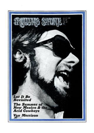 Van Morrison, Rolling Stone no. 62, July 1970