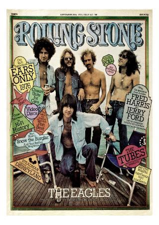 The Eagles, Rolling Stone no. 196, September 1975