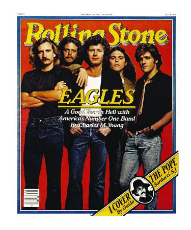 The Eagles, Rolling Stone no. 306, November 1979